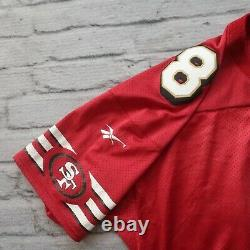 Vintage 1996 San Francisco 49ers Steve Young Jersey by Reebok Authentic Sewn