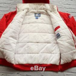 Vintage 90s San Francisco 49ers Parka Jacket by Starter Size L