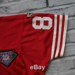 Vintage Authentic San Francisco 49ers Jerry Rice Jersey by Wilson Prestige Teams