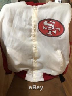 timeless design 88597 019e1 Vintage NFL San Francisco 49ers 90's Chalk Line Fanimation ...