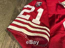 check out 4ccad 57ec6 Vtg Deion Sanders San Francisco 49ers Niners Wilson ...