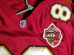 Wilson Authentic NFL Jersey San Francisco 49ers J. J. Stokes Size 44